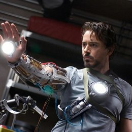 Iron Man / Robert Downey Jr. / Iron Man Trilogie