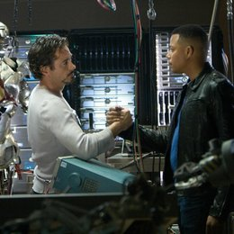 Iron Man / Robert Downey Jr. / Terrence Dashon Howard