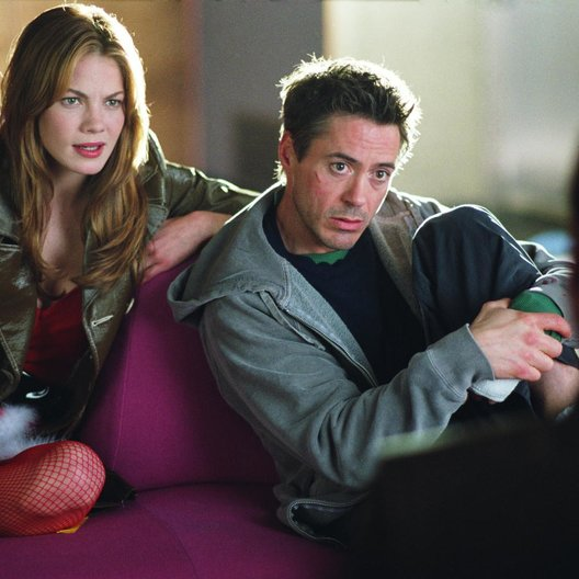 Kiss Kiss Bang Bang / Michelle Monaghan / Robert Downey