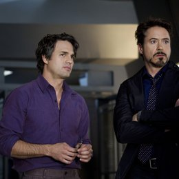 Marvel's The Avengers / Mark Ruffalo / Robert Downey Jr.