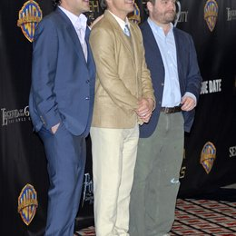 Phillips, Todd / Galifianakis, Zach / Downey Jr., Robert / Warner Bros. Pictures Introduces Upcoming Films at ShoWest, 2010