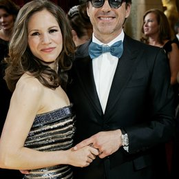 Robert Downey Jr. / Susan Downey / Oscar 2010 / 82th Annual Academy Award