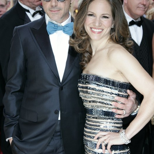 Robert Downey Jr. / Susan Downey / Oscar 2010 / 82th Annual Academy Award Poster