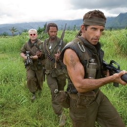 Tropic Thunder / Jack Black / Robert Downey Jr. / Ben Stiller