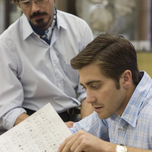 Zodiac - Die Spur des Killers / Robert Downey Jr. / Jake Gyllenhaal