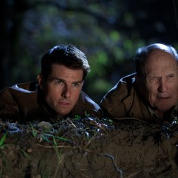 Jack Reacher / Tom Cruise / Robert Duvall Poster