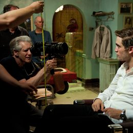Cosmopolis / Set / David Cronenberg / Robert Pattinson