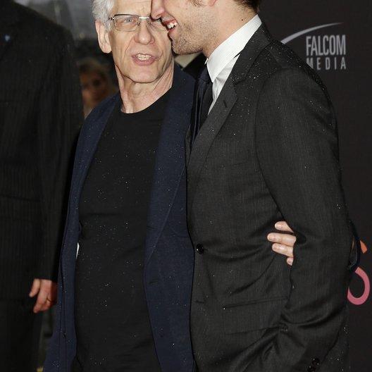 "David Cronenberg / Robert Pattinson / Filmpremiere ""Cosmopolis"""