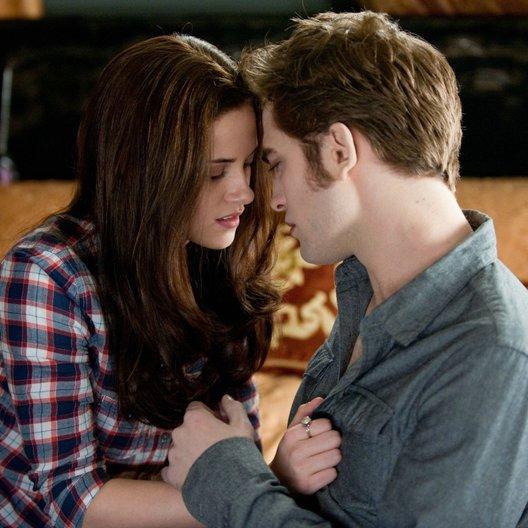 Eclipse - Biss zum Abendrot / Kristen Stewart / Robert Pattinson Poster