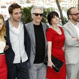 Gadon, Sarah / Pattinson, Robert / Cronenberg, David / Hampshire, Emily / Giamatti, Paul / 65. Filmfestspiele Cannes 2012 / Festival de Cannes