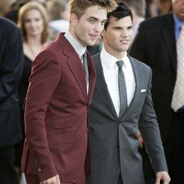 """Pattinson, Robert / Lautner, Taylor / Premiere von """"The Twilight Saga: Eclipse"""", Los Angeles Poster"""