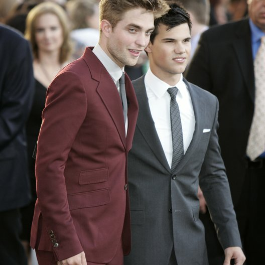 "Pattinson, Robert / Lautner, Taylor / Premiere von ""The Twilight Saga: Eclipse"", Los Angeles Poster"