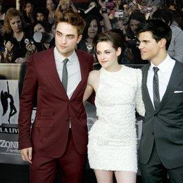Pattinson, Robert / Stewart, Kristen / Lautner, Taylor