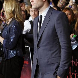 "Robert Pattinson / Filmpremiere ""The Twilight Saga: Breaking Dawn - Teil 1"" Poster"
