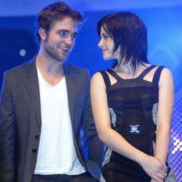 Robert Pattinson / Kristen Stewart / Pressekonferenz HVB Jugendtreff 2009 / New Moon - Biss zur Mittagsstunde Poster