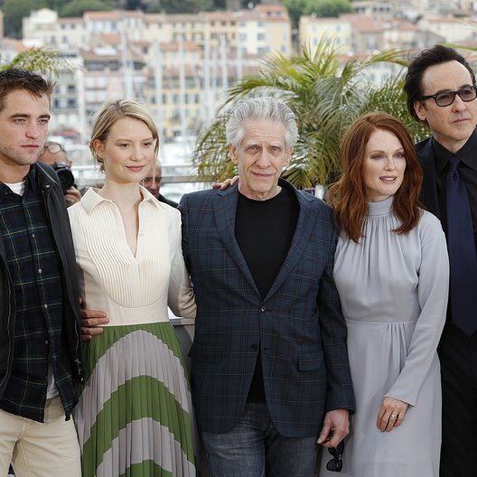 Robert Pattinson, Mia Wasikowska, David Cronenberg, Julianne Moore, John Cusack / 67. Internationale Filmfestspiele von Cannes 2014 Poster