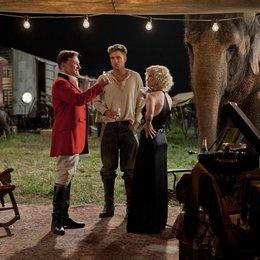 Wasser für die Elefanten / Christoph Waltz / Robert Pattinson / Reese Witherspoon Poster