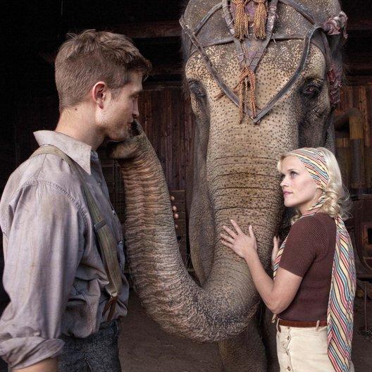 Wasser für die Elefanten / Robert Pattinson / Reese Witherspoon Poster
