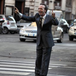To Rome With Love / Roberto Benigni Poster