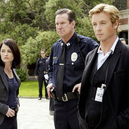 Mentalist (1. Staffel), The / Simon Baker / D. David Morin / Robin Tunney Poster
