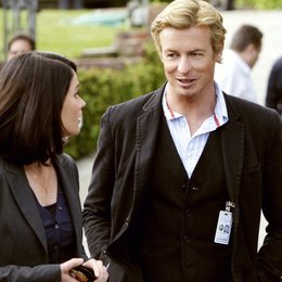 Mentalist (1. Staffel), The / Simon Baker / Robin Tunney Poster
