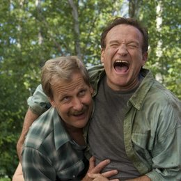 Chaoscamper, Die / Jeff Daniels / Robin Williams Poster