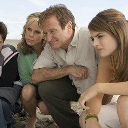 Chaoscamper, Die / Josh Hutcherson / Cheryl Hines / Robin Williams / JoJo Poster