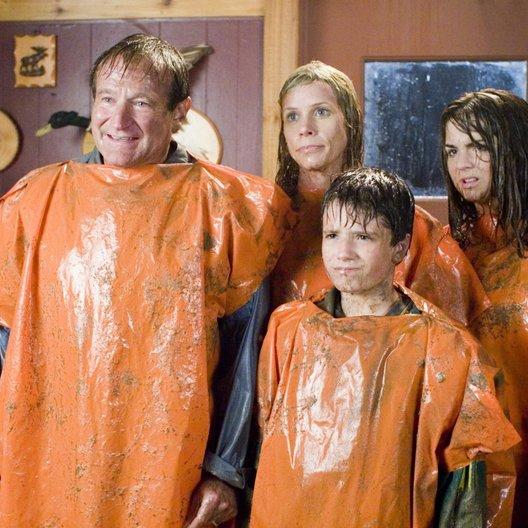 Chaoscamper, Die / Robin Williams / Cheryl Hines / Josh Hutcherson / JoJo Poster