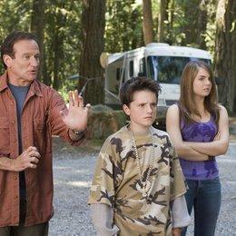 Chaoscamper, Die / Robin Williams / Josh Hutcherson / JoJo Poster