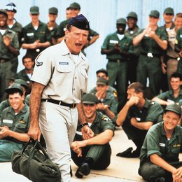 Good Morning, Vietnam / Robin Williams Poster