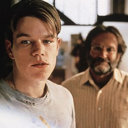 Good Will Hunting / Matt Damon / Robin Williams Poster