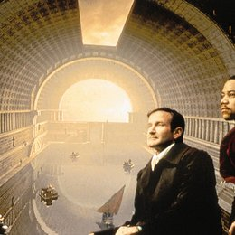Hinter dem Horizont - Das Ende ist nur der Anfang / Robin Williams / Cuba Gooding jr. Poster