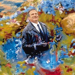 Hinter dem Horizont - Das Ende ist nur der Anfang / Robin Williams Poster
