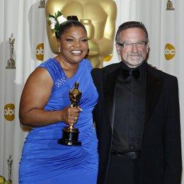 "Mo'Nique / Oscar 2010 / 82th Annual Academy Awards / Beste weibliche Nebenrolle in ""Precious"" / Robin Williams Poster"