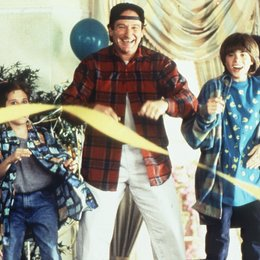 Mrs. Doubtfire - Das stachelige Kindermädchen / Robin Williams / Matthew Lawrence Poster