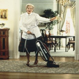 Mrs. Doubtfire - Das stachelige Kindermädchen / Robin Williams Poster