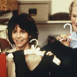 Mrs. Doubtfire - Das stachelige Kindermädchen / Robin Williams / Sally Field Poster