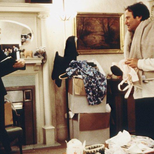 Mrs. Doubtfire - Das stachelige Kindermädchen / Robin Williams / Polly Holliday Poster