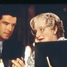 Mrs. Doubtfire - Das stachelige Kindermädchen / Robin Williams / Pierce Brosnan Poster