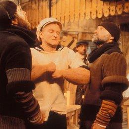 Popeye - Der Seemann mit dem harten Schlag / Robin Williams Poster