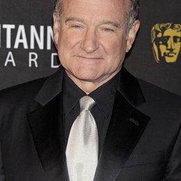 Robin Williams / Bafta Awards 2011 Poster