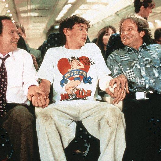 Vater zuviel, Ein / Billy Crystal / Robin Williams Poster