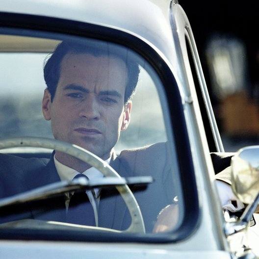 Mademoiselle Populaire / Romain Duris Poster