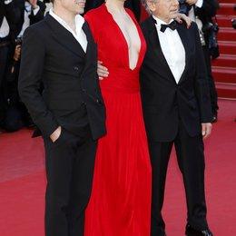 Amalric, Mathieu / Seigner, Emmanuelle / Polanski, Roman / 66. Internationale Filmfestspiele von Cannes 2013