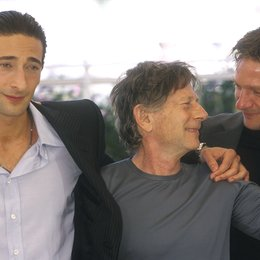 Filmfestspiele Cannes 2002 / Adrien Brody / Roman Polanski / Thomas Kretschmann Poster