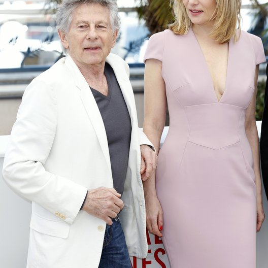 Polanski, Roman / Seigner, Emmanuelle / 66. Internationale Filmfestspiele von Cannes 2013