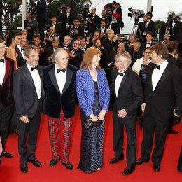 Prost, Alain / Stewart, Jackie / Stewart, Helen / Polanski, Roman / 66. Internationale Filmfestspiele von Cannes 2013