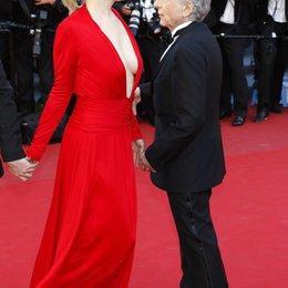 Seigner, Emmanuelle / Polanski, Roman / 66. Internationale Filmfestspiele von Cannes 2013