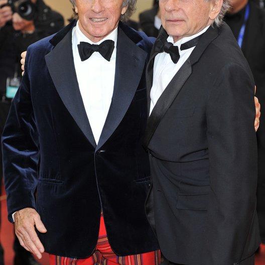 Stewart, Jackie / Polanski, Roman / 66. Internationale Filmfestspiele von Cannes 2013