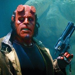 Hellboy - Die goldene Armee / Ron Perlman Poster